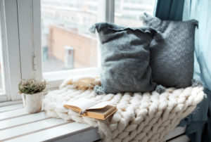 Window Seats for Cozy Winter Days